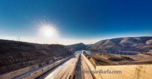 Atatürk Barajı Fotoğrafları